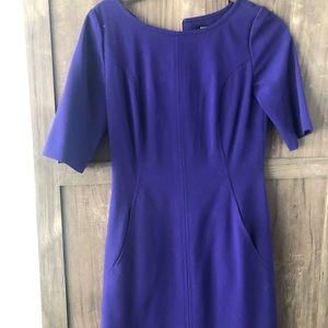 Dresses & Skirts - Tahari seamed A-Line dress